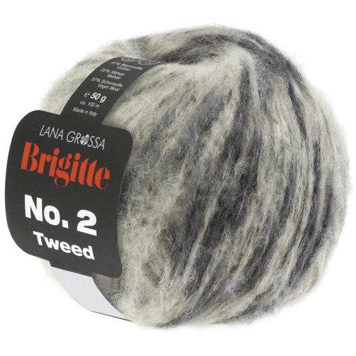 Brigitte No.2 Tweed